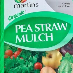 Mulch Pea Straw